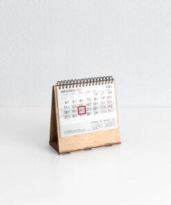Настенные календари - ON REQUEST WOOD